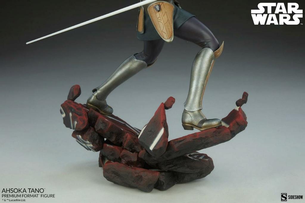 Ahsoka Tano Premium Format Figure - Sideshow Collectibles Ahsok118