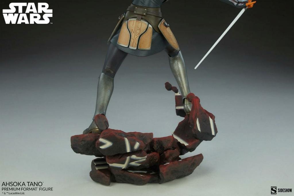 Ahsoka Tano Premium Format Figure - Sideshow Collectibles Ahsok120