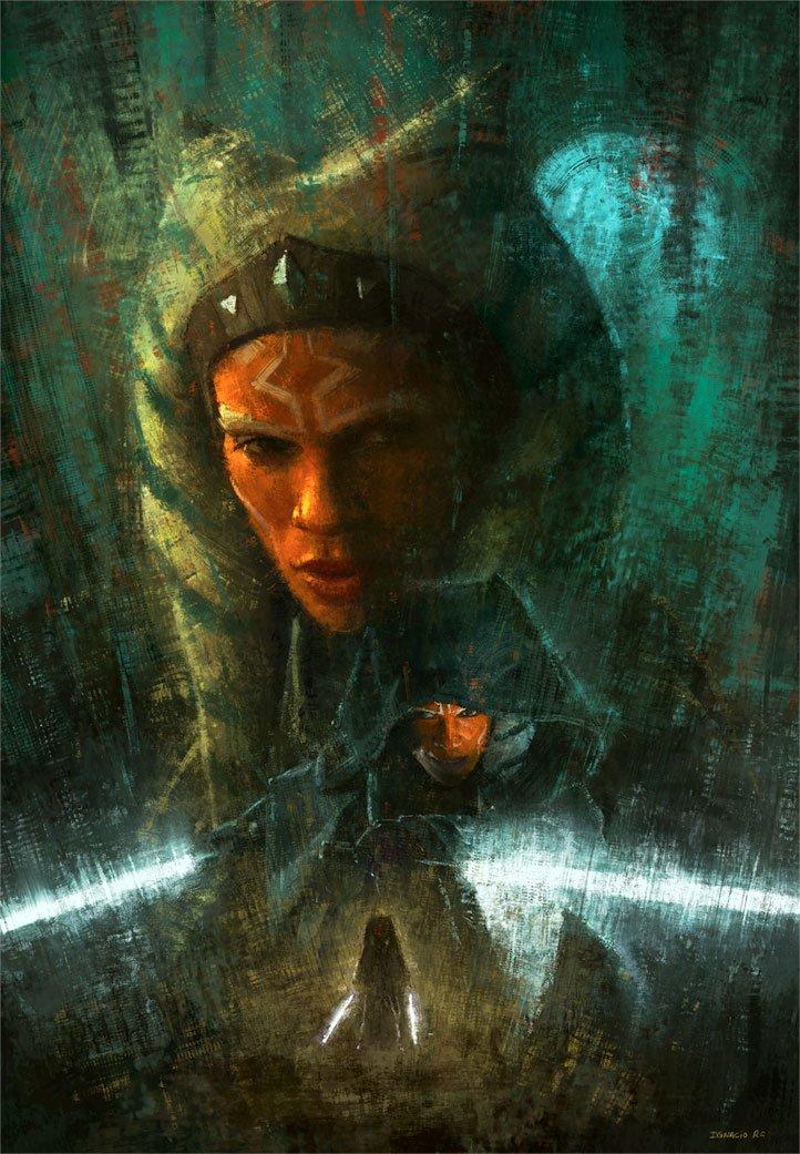 Ahsoka the Warrior - Star Wars - ACME Archives Direct Ahsok124