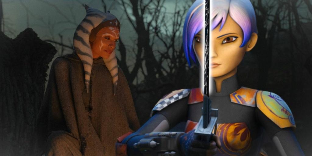 Star Wars Ahsoka : Les RUMEURS de la série Disney+   Ahsok150