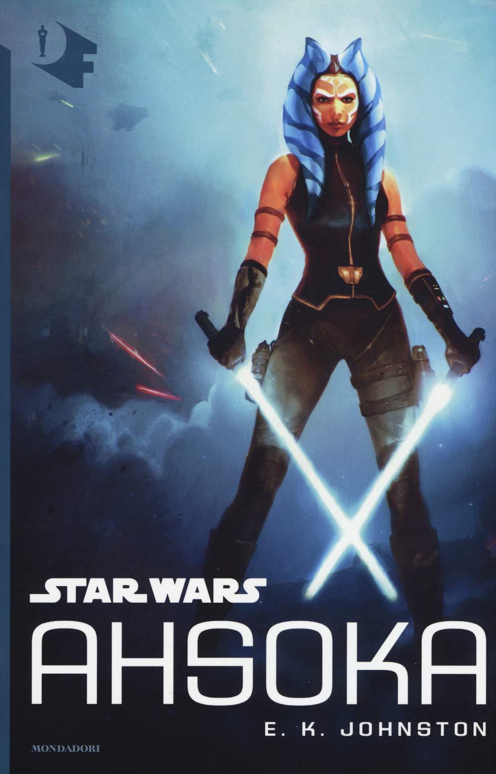 Star Wars Ahsoka de E. K. Johnston - POCKET  Ahsoka12
