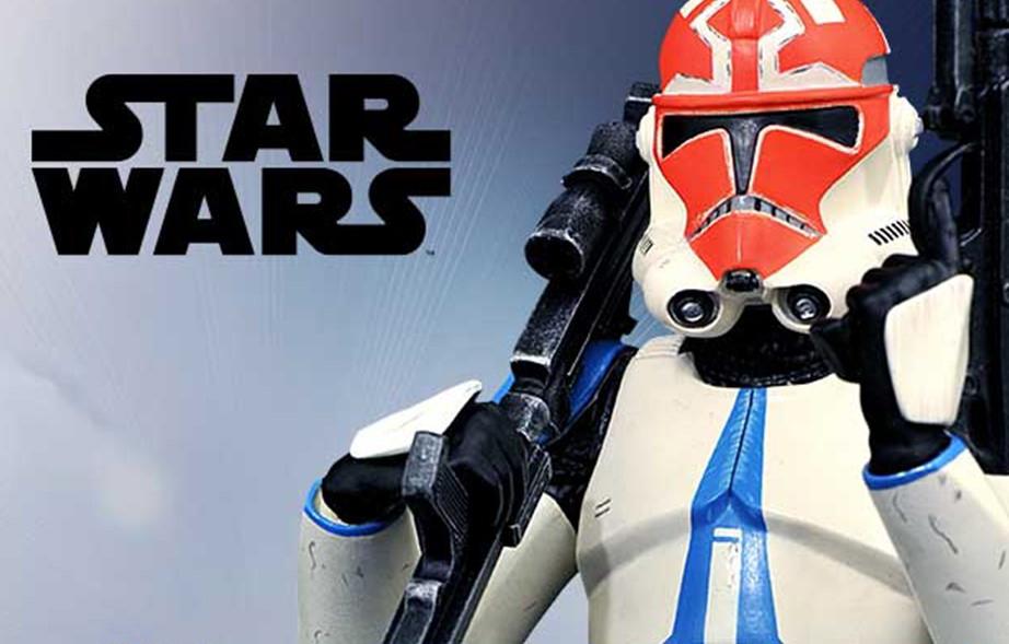 Ahsoka Trooper Mini Bust - Star Wars The Clone Wars Ahsoka13