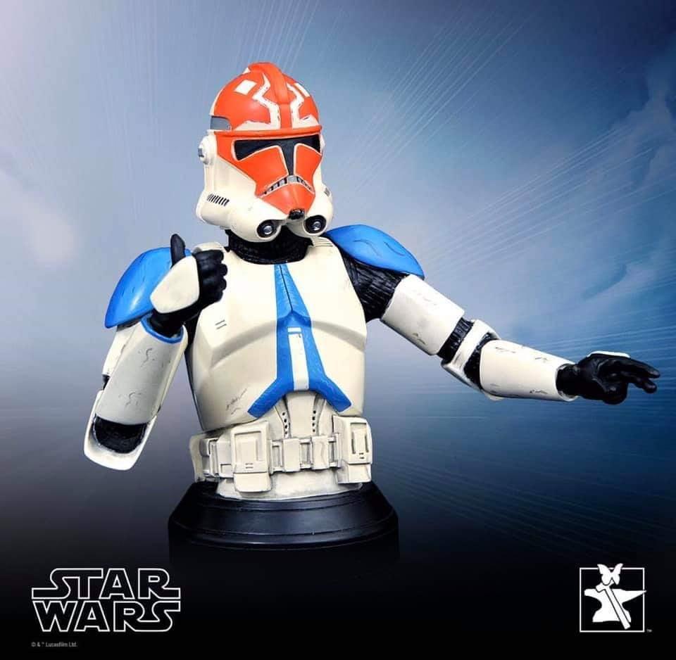 Ahsoka Trooper Mini Bust - Star Wars The Clone Wars Ahsoka16