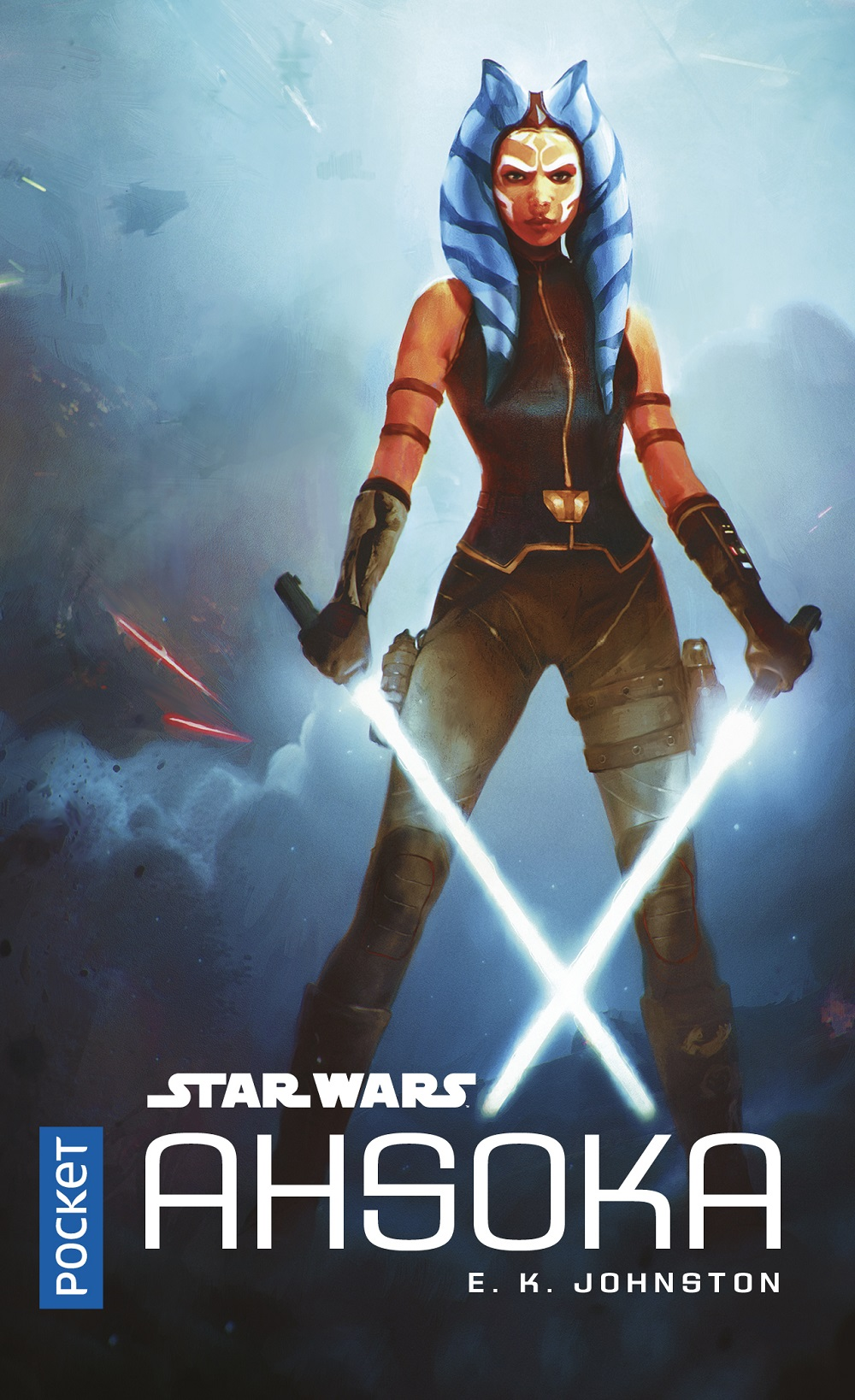 Star Wars Ahsoka de E. K. Johnston - POCKET  Ahsoka21