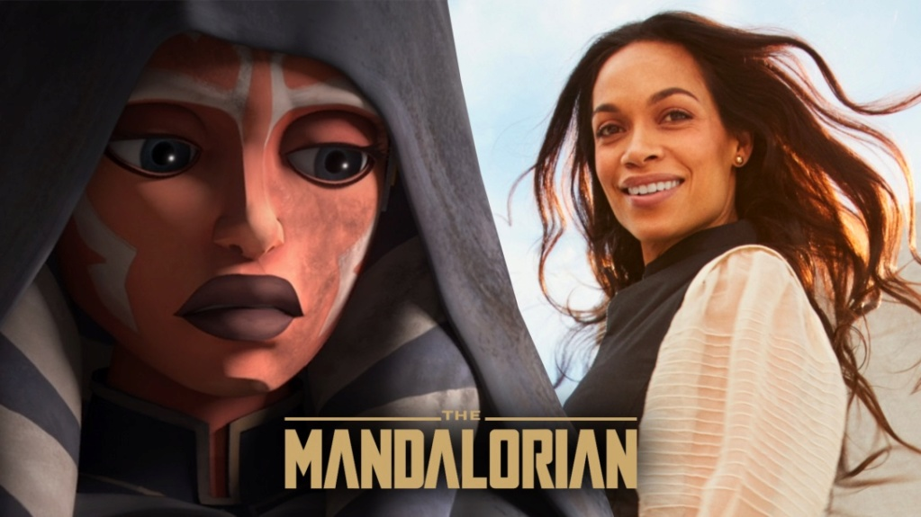 Les RUMEURS de la série Star Wars The Mandalorian - Page 2 Ahsoka22