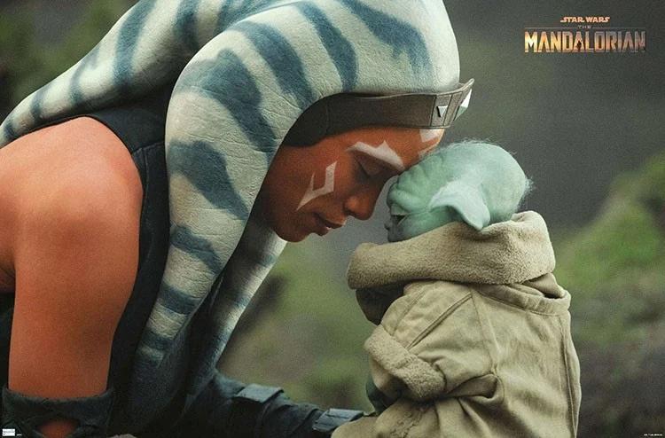 Les NEWS de la saison 2 de Star Wars The Mandalorian  - Page 3 Ahsoka35