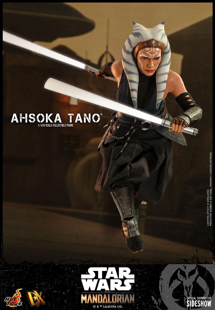 Ahsoka Tano Sixth Scale Figure DX Series - Hot Toys Ahsoka49