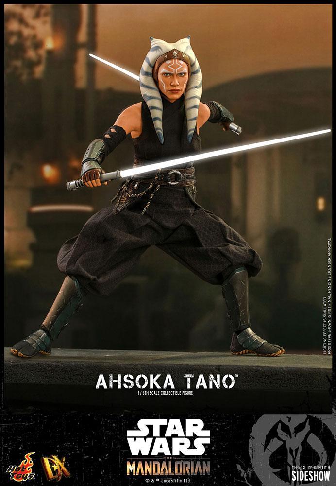 Ahsoka Tano Sixth Scale Figure DX Series - Hot Toys Ahsoka50