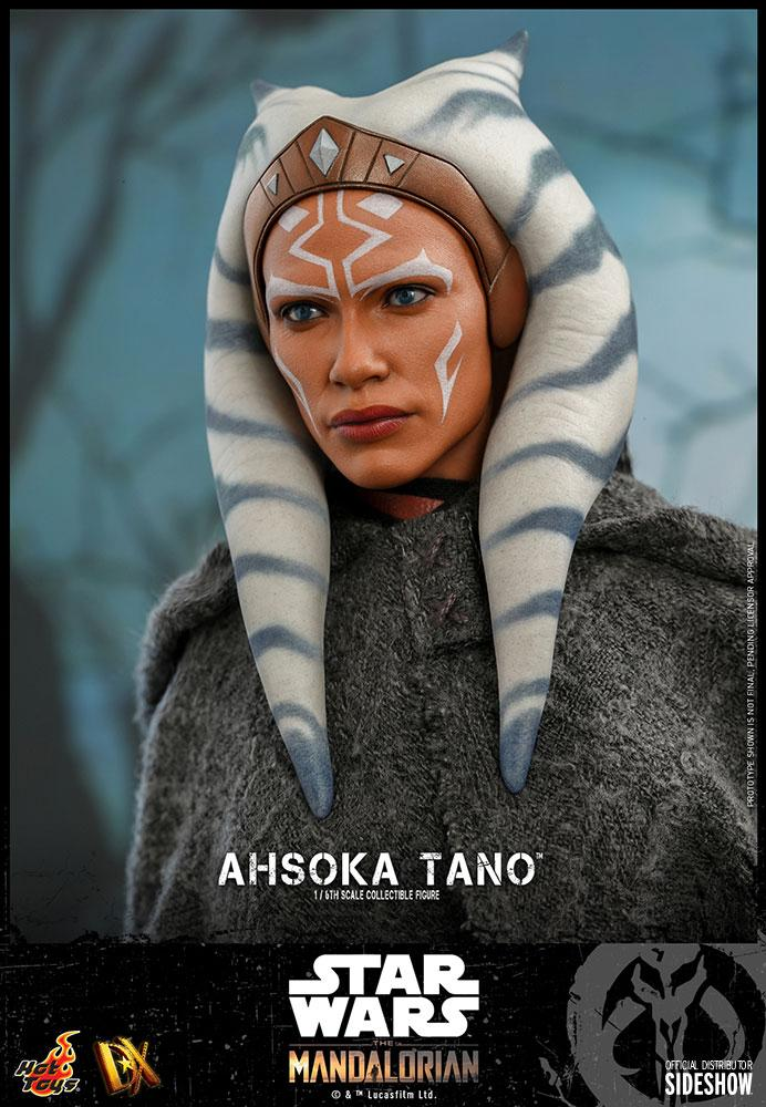 Ahsoka Tano Sixth Scale Figure DX Series - Hot Toys Ahsoka51