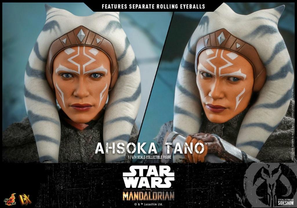 Ahsoka Tano Sixth Scale Figure DX Series - Hot Toys Ahsoka52