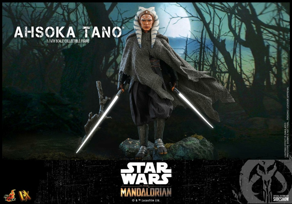 Ahsoka Tano Sixth Scale Figure DX Series - Hot Toys Ahsoka53