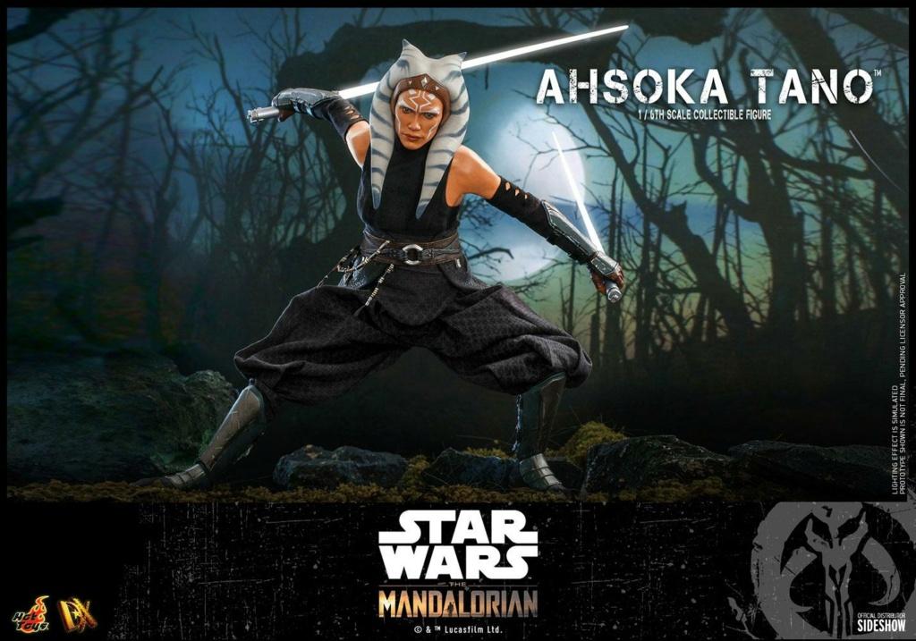 Ahsoka Tano Sixth Scale Figure DX Series - Hot Toys Ahsoka54