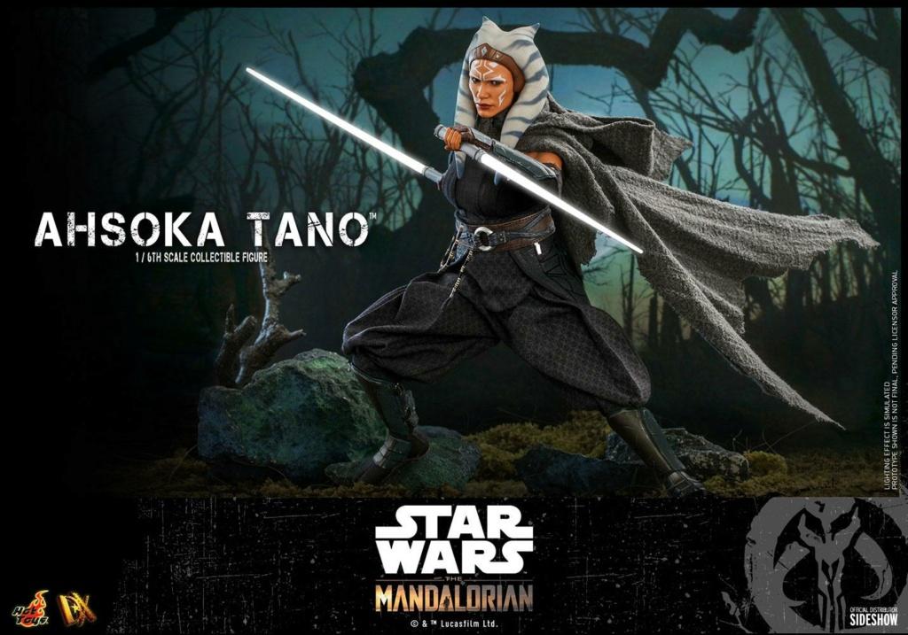 Ahsoka Tano Sixth Scale Figure DX Series - Hot Toys Ahsoka55