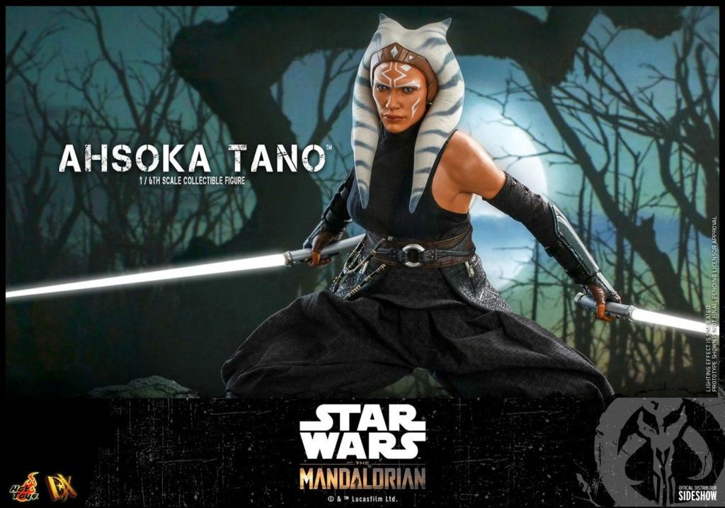 Ahsoka Tano Sixth Scale Figure DX Series - Hot Toys Ahsoka56