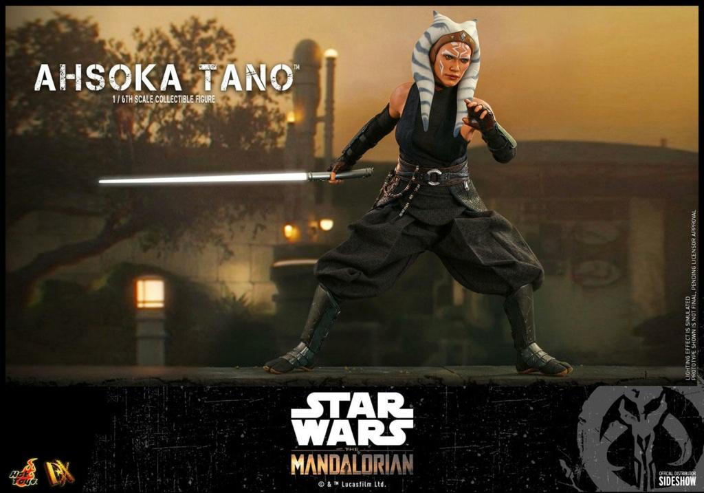 Ahsoka Tano Sixth Scale Figure DX Series - Hot Toys Ahsoka57