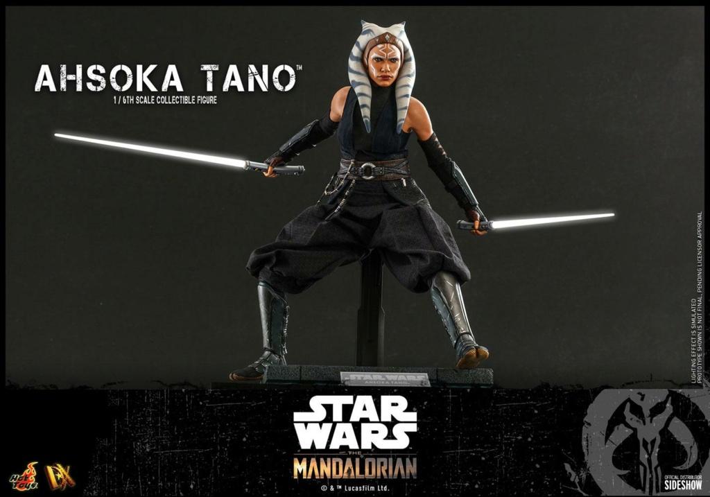 Ahsoka Tano Sixth Scale Figure DX Series - Hot Toys Ahsoka58
