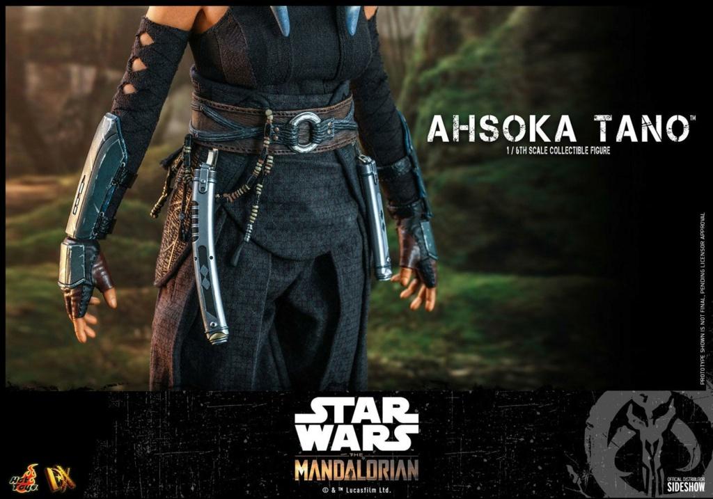 Ahsoka Tano Sixth Scale Figure DX Series - Hot Toys Ahsoka59