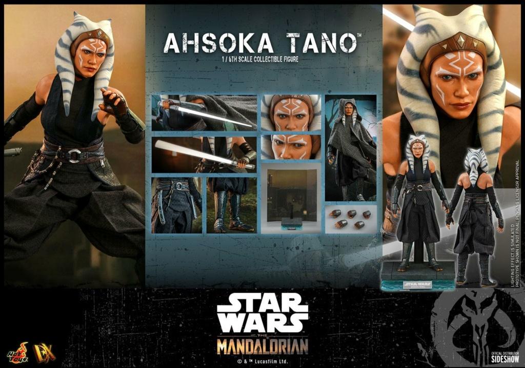 Ahsoka Tano Sixth Scale Figure DX Series - Hot Toys Ahsoka60
