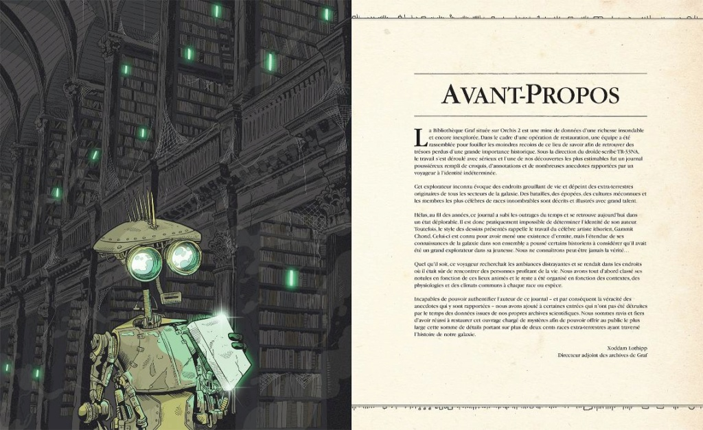 Star Wars : Alien Archive - - Hachette Héros Alien_11