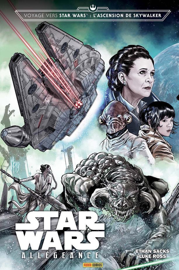 Star Wars - L'Ascension de Skywalker : Allégeance - PANINI Allzog10