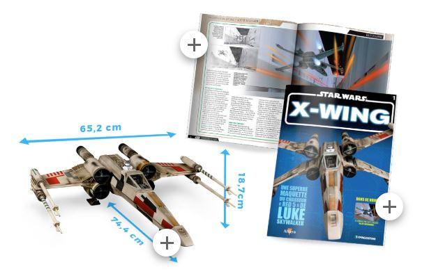 ALTAYA - Montez votre X-Wing Star Wars Altaya10