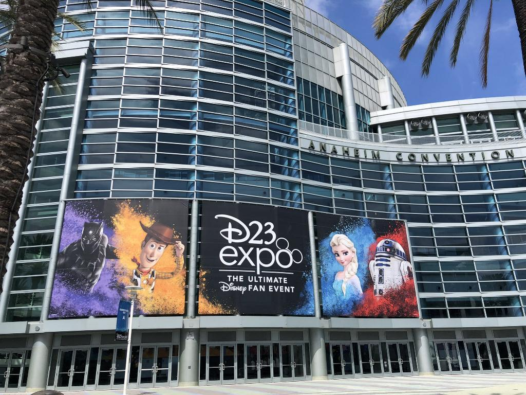 D23 2019 - Anaheim Convention Center - 23-25 Août 2019 Anahei10