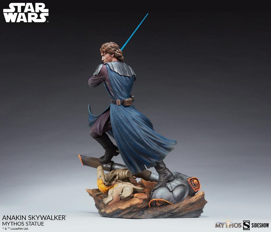 Anakin Skywalker Mythos Statue - Star Wars Sideshow Anaki100