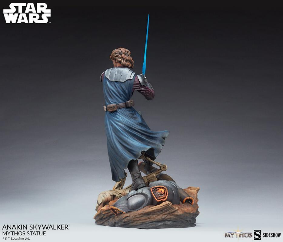 Anakin Skywalker Mythos Statue - Star Wars Sideshow Anaki101