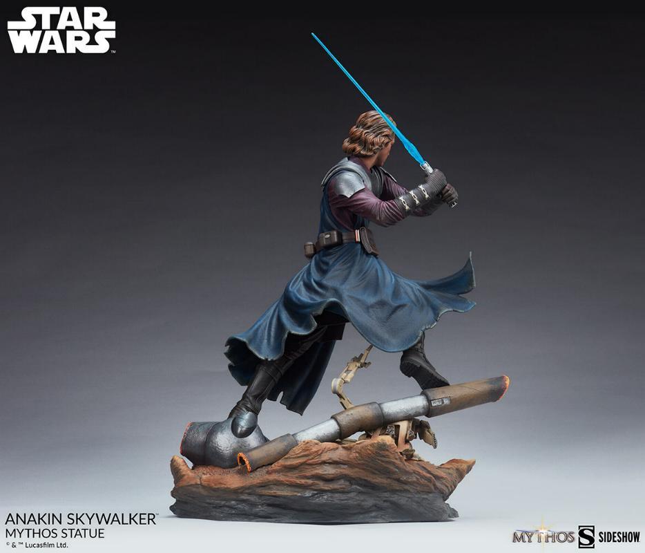 Anakin Skywalker Mythos Statue - Star Wars Sideshow Anaki102