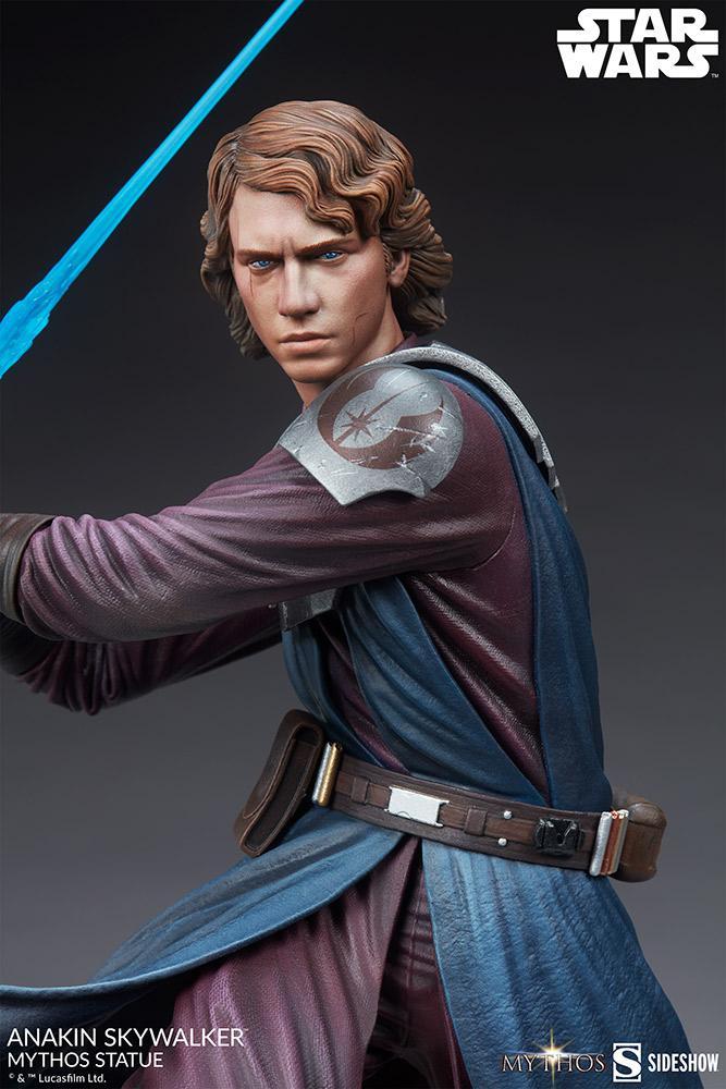Anakin Skywalker Mythos Statue - Star Wars Sideshow Anaki106