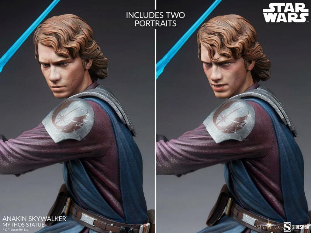 Anakin Skywalker Mythos Statue - Star Wars Sideshow Anaki107