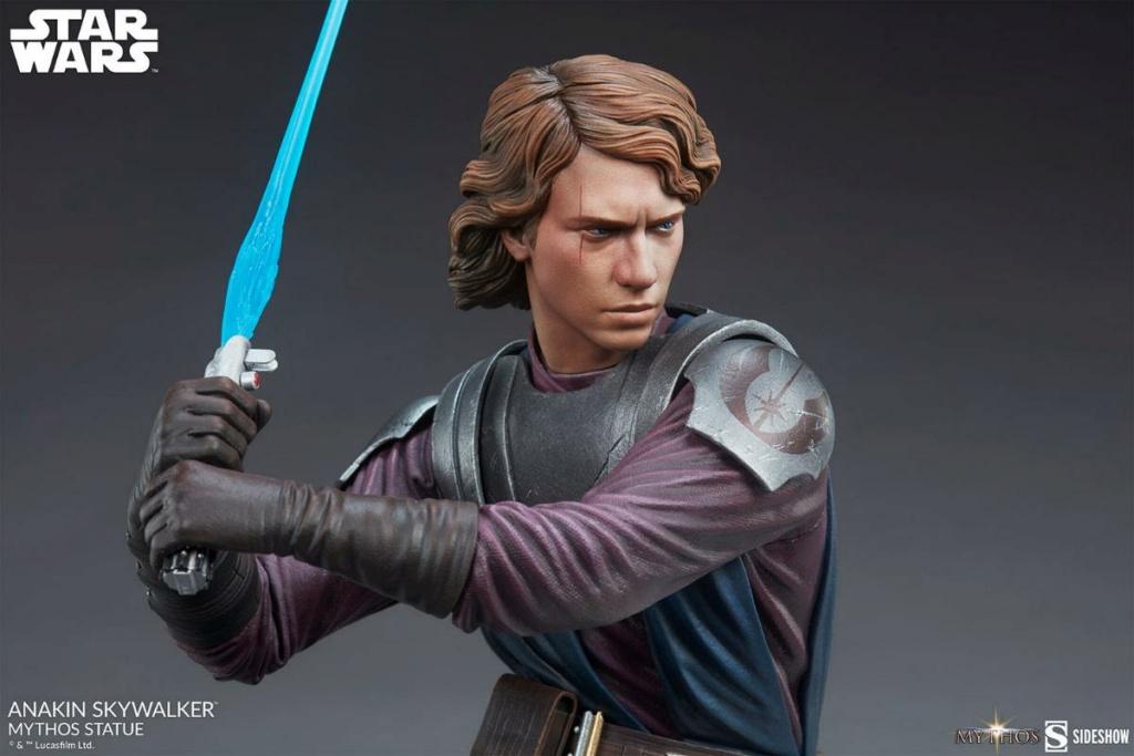 Anakin Skywalker Mythos Statue - Star Wars Sideshow Anaki108