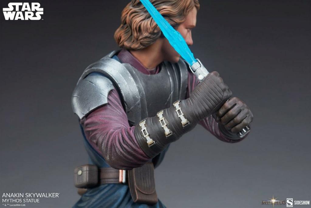 Anakin Skywalker Mythos Statue - Star Wars Sideshow Anaki109
