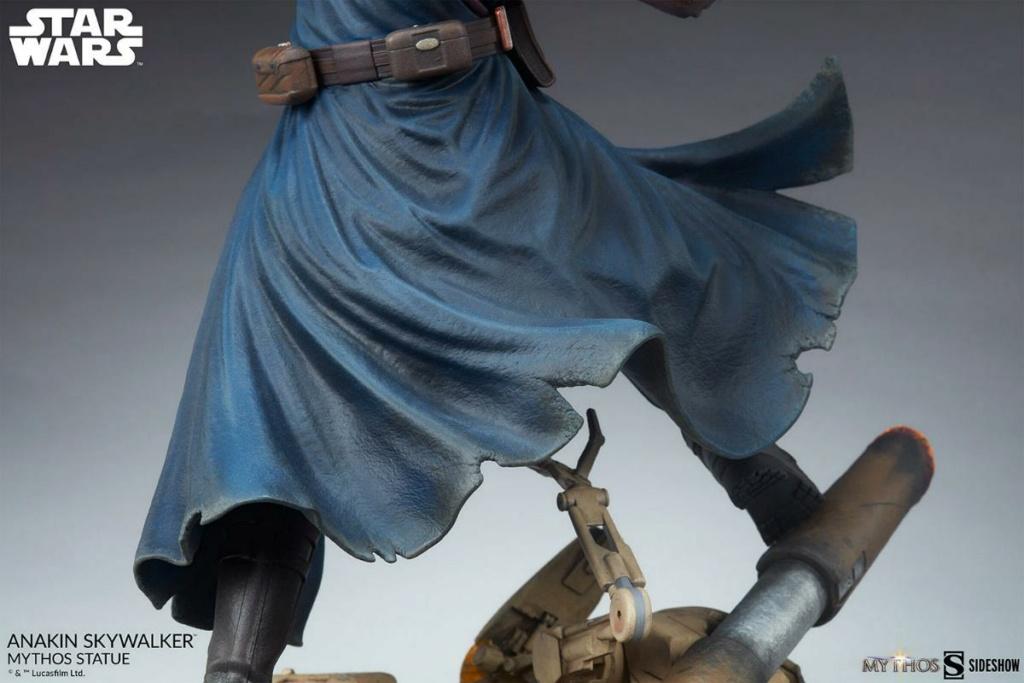 Anakin Skywalker Mythos Statue - Star Wars Sideshow Anaki110