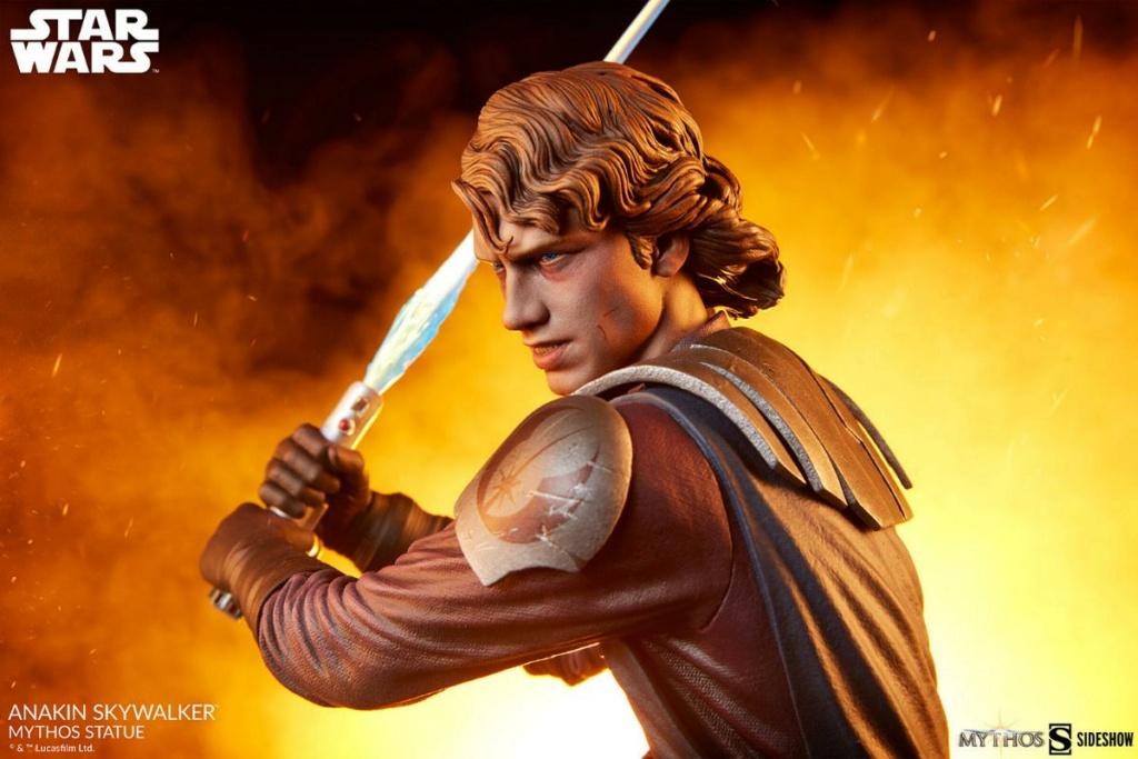Anakin Skywalker Mythos Statue - Star Wars Sideshow Anaki115