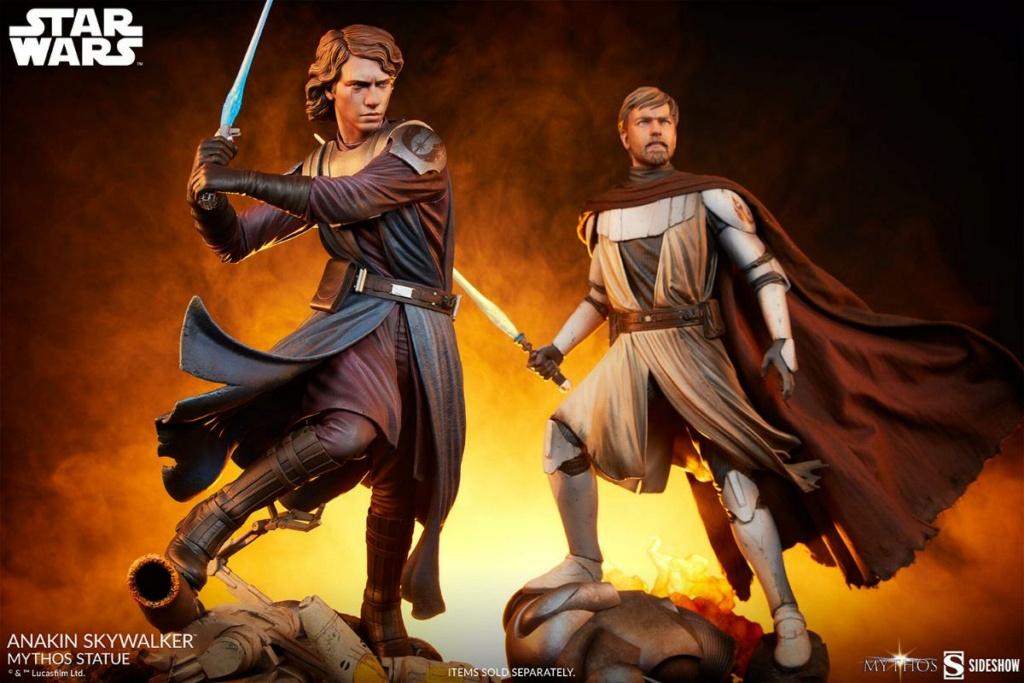 Anakin Skywalker Mythos Statue - Star Wars Sideshow Anaki116