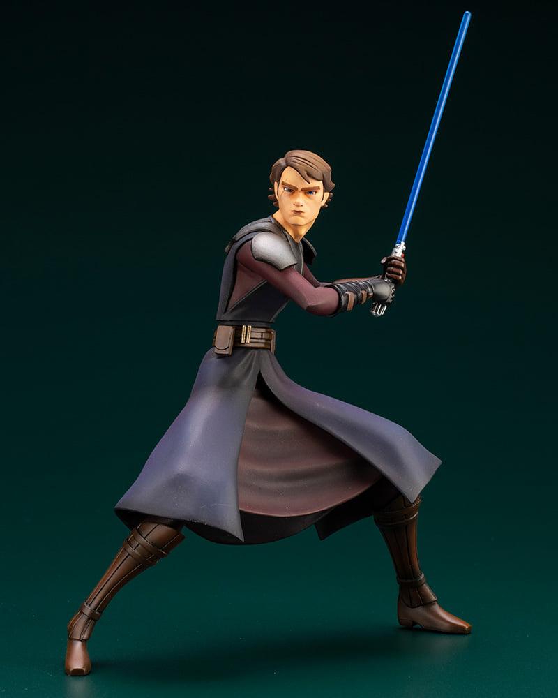 Anakin Skywalker (TCW) ARTFX+ - Kotobukiya Anaki117