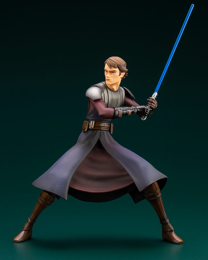 Anakin Skywalker (TCW) ARTFX+ - Kotobukiya Anaki118