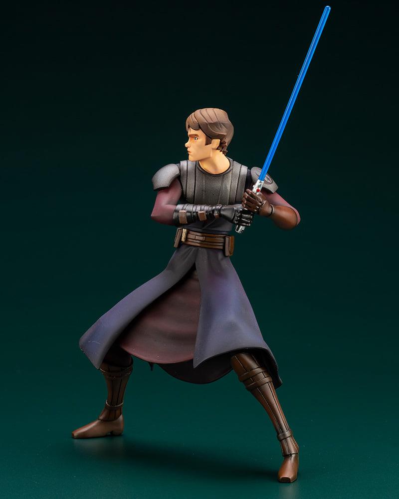 Anakin Skywalker (TCW) ARTFX+ - Kotobukiya Anaki119