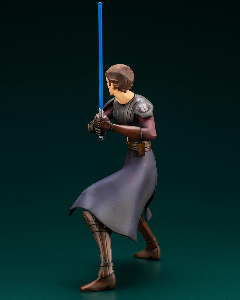 Anakin Skywalker (TCW) ARTFX+ - Kotobukiya Anaki120