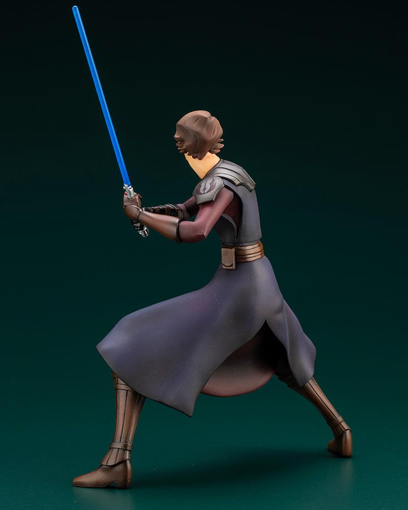 Anakin Skywalker (TCW) ARTFX+ - Kotobukiya Anaki121