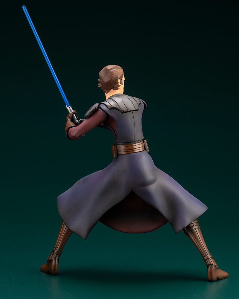 Anakin Skywalker (TCW) ARTFX+ - Kotobukiya Anaki122