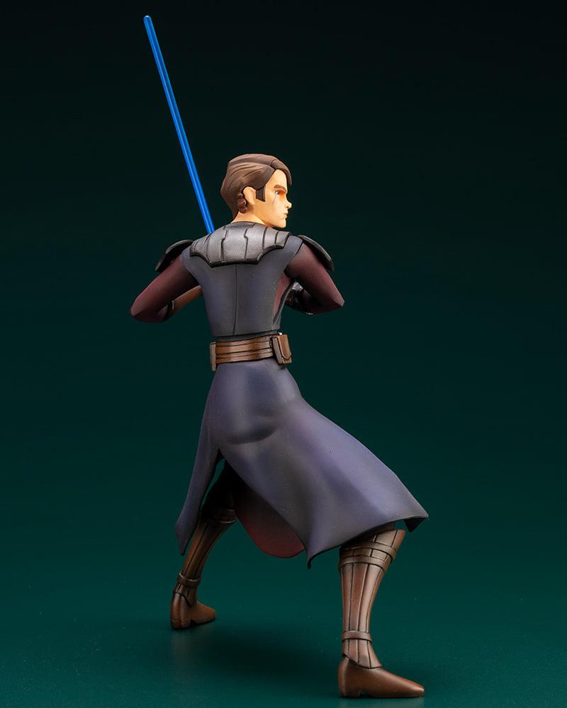 Anakin Skywalker (TCW) ARTFX+ - Kotobukiya Anaki123