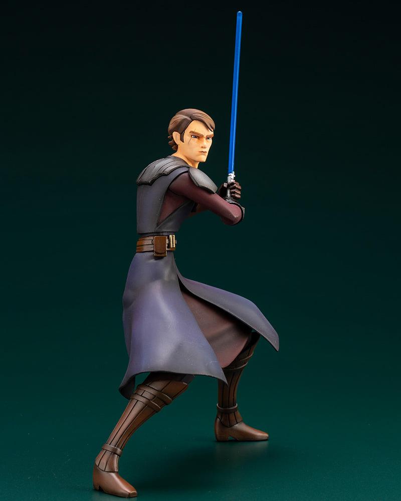 Anakin Skywalker (TCW) ARTFX+ - Kotobukiya Anaki124