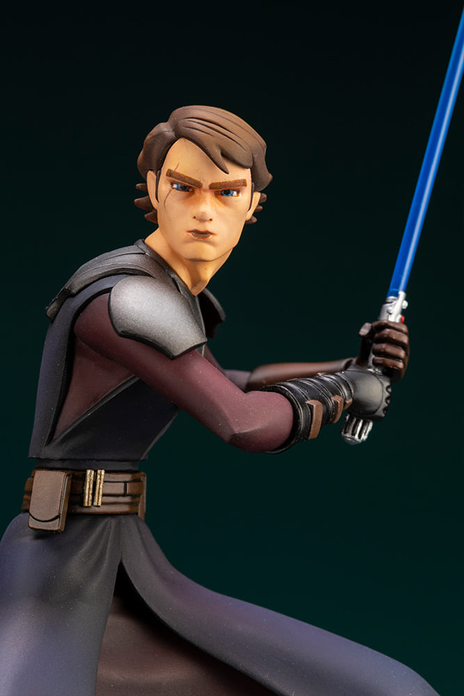 Anakin Skywalker (TCW) ARTFX+ - Kotobukiya Anaki125