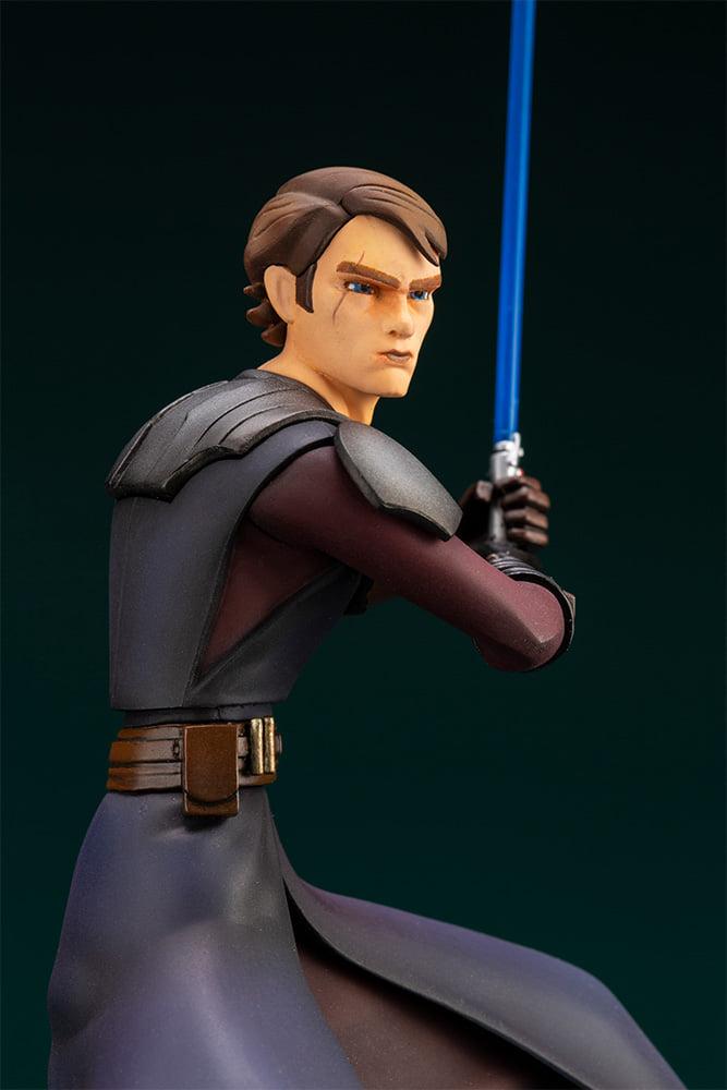 Anakin Skywalker (TCW) ARTFX+ - Kotobukiya Anaki127
