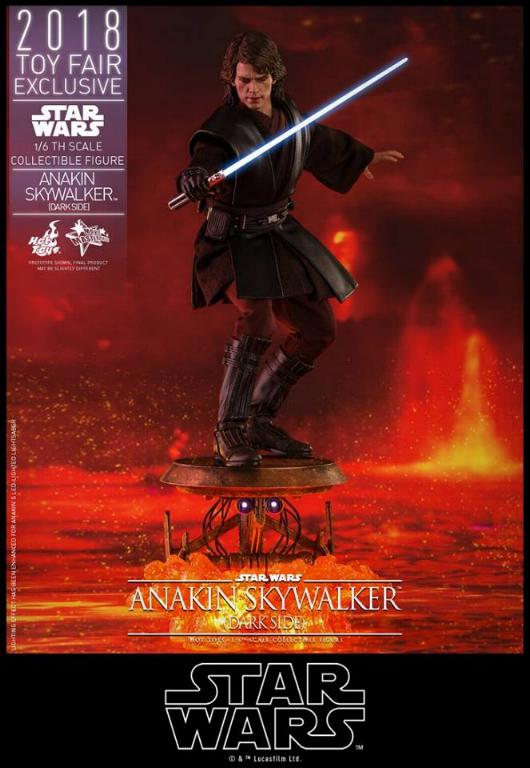 Hot Toys Star Wars Ep.III - 1/6th Anakin Skywalker Dark Side Anakin10