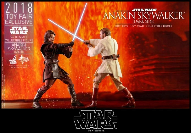 Hot Toys Star Wars Ep.III - 1/6th Anakin Skywalker Dark Side Anakin13