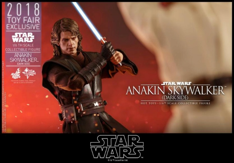 Hot Toys Star Wars Ep.III - 1/6th Anakin Skywalker Dark Side Anakin14