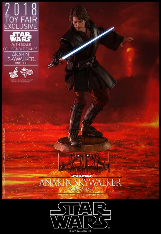 Hot Toys Star Wars Ep.III - 1/6th Anakin Skywalker Dark Side Anakin15